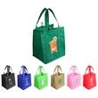 Sunbeam Jumbo Shopping Bag - Jumbo shopping bag with reinforced handles and bottom panel.