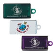 Key Ring Clicker - Clicker with key ring that's available in multiple colors