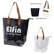 Accord Clear Tote Bag With Pouch