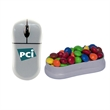 Mouse Mint Tin - Computer mouse-shaped tin filled with your choice of mints, candy or gum