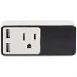 Light Up Logo Wifi Smart Plug with USB Output - Light Up Logo Wifi Smart Plug with USB Output
