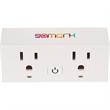 Double Outlet ETL Wifi Smart Plug - Double Outlet ETL Wifi Smart Plug