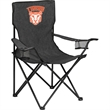 Game Day Heathered Chair (300lb Capacity) - Game Day Heathered Chair