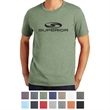 Alternative Men's The Keeper Vintage 50/50 Tee - Men's vintage T-shirt made of 50/50 cotton/polyester with a rib-bound neck and tonal stitching.