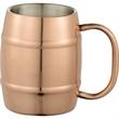 Moscow Mule Barrel Mug 14oz - Moscow Mule Barrel Mug 14oz