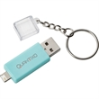 Slot 2-in-1 Charging Keychain