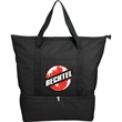 Drop Bottom 12-Can Cooler Tote - Drop Bottom 12-Can Cooler Tote