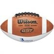 Wilson Autograph Football - Wilson® official size football with white panels for autographs.