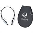 Echo Bluetooth Neckband with Earbuds and Speaker - Echo Bluetooth Neckband with Earbuds and Speaker