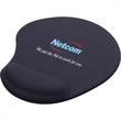 Solid Jersey Gel Mouse Pad / Wrist Rest - Solid Jersey Gel Mouse Pad / Wrist Rest