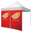 10' Full Wall for Event Tents (2-Sided, Dye Sublimation) - Tent walls let you customize your tent for a truly unique look.