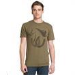 Next Level™ Men's Triblend Crew - Men's tri-blend crew shirt