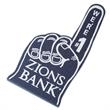 """16"""" Foam #1 Hand - 16"""" foam hand with a """"number one"""" design and available in thirteen different colors."""