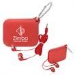 Access Tech Pouch & Earbuds Kit