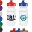 20 oz. Sport Bottle - 20 oz. sport bottle with wide mouth design and leak-resistant, screw-top and pull-spout cap.