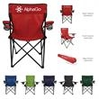 Folding Captains Chair with Carry Bag - Perfect for outdoor events camping or just lounging in your backyard.