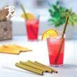 Reusable Bamboo Drinking Straws - Reusable bamboo drinking straws is perfect for drinking any type of liquid.