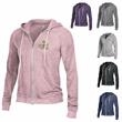 Alternative® Adrian Hoodie - This classic zip-up hoodie for women is crafted from super soft Eco-Fleece in a flattering, slim silhouette.