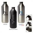 Hydrogen 32 - 32 Oz Stainless Steel Water Bottle - 32 oz. water bottle made of stainless steel with dual opening and double-wall vacuum seal