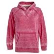 J. America Youth Vintage Zen Fleece Hooded Sweatshirt - J America Youth Vintage Zen Fleece Hooded Sweatshirt