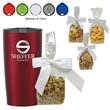 20 Oz. Himalayan Tumbler With Stuffer - 20 oz. insulated tumbler with food stuffer of your choice