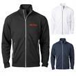 Omni Mens Stockton Jacket - Pill and snag resistant mens stockton jacket.