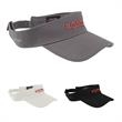 Pukka Cotton Visor - Pukka visor made of cotton with a low crown and an adjustable closure.