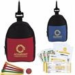 Eagle Golf Event Kit - Eagle Golf Event Kit made of Case: 600D polyester, Contents: Varied