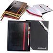 Venezia™ Journal & Stream Stylus Pen Set - Journal with stylus/pen.