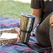 """Econo-Stainless Steel Tumbler - You'll be able to """"steel"""" their attention with this eye-catching promotional tumbler!"""
