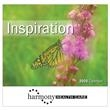 2020 Inspiration Wall Calendar - Stapled