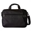 Adventurer Messenger Bag - Messenger bag with large front pocket, interior organizers, nylon zippers, trolley straps, handles, shoulder strap and more.