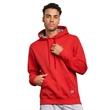 Russell Athletic Cotton Rich Fleece Hooded Sweatshirt - Russell Athletic Cotton Rich Fleece Hooded Sweatshirt