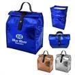 Metallic Non-Woven Roll Lunch Bag