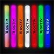 "16"" LED Light Up Foam Glow Lumiton Baton - 16"" multi-colored LED light up baton wand made of foam with three flashing modes."