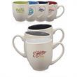 16 oz. Carter Creme Bistro Ceramic Mug