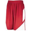 Augusta Sportswear Youth Step-Back Basketball Shorts - Augusta Sportswear Youth Step-Back Basketball Shorts