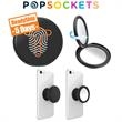 PopSockets PopMirror - PopSockets Grip and Compact mirror