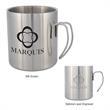 12 Oz. Rolla Stainless Steel Mug