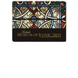 """Fabric Surface Mouse Pad - Standard size mouse pad, 6"""" x 8"""" with a fabric surface."""