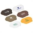 Sip N Spill Coaster - PVC coaster made from 50% recycled material.