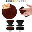 PopSockets Vegan Leather PopGrip - Vegan Leather PopSockets media stand and phone grip.
