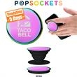 PopSockets Iridescent PopGrip - Iridescent PopSockets media stand and phone grip.