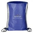 """Non Woven Drawstring Backpack - 13"""" x 16"""" non-woven reusable and recyclable backpack."""