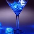 Blue Light Cubes Light Up Ice Cubes - Blue Light Up ice cubes.
