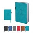 Leeman™ Nuba Journal - Journal book with soft Faux Suede finish