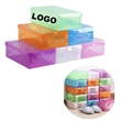 Clear Foldable Shoe Storage Box