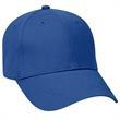 Brushed Cotton Twill 6 Panel Baseball Cap (Youth) - Youth structured 100% brushed cotton 6-panel style cap.