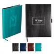 "Venezia™ Large Refillable Journal - 7x9 - Large 7"" x 9"" refillable journal."