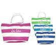 Canvas Beach Bag - Beach bags.